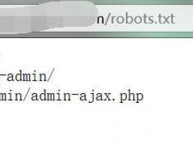 利用Robots.txt优化你的WordPress站点