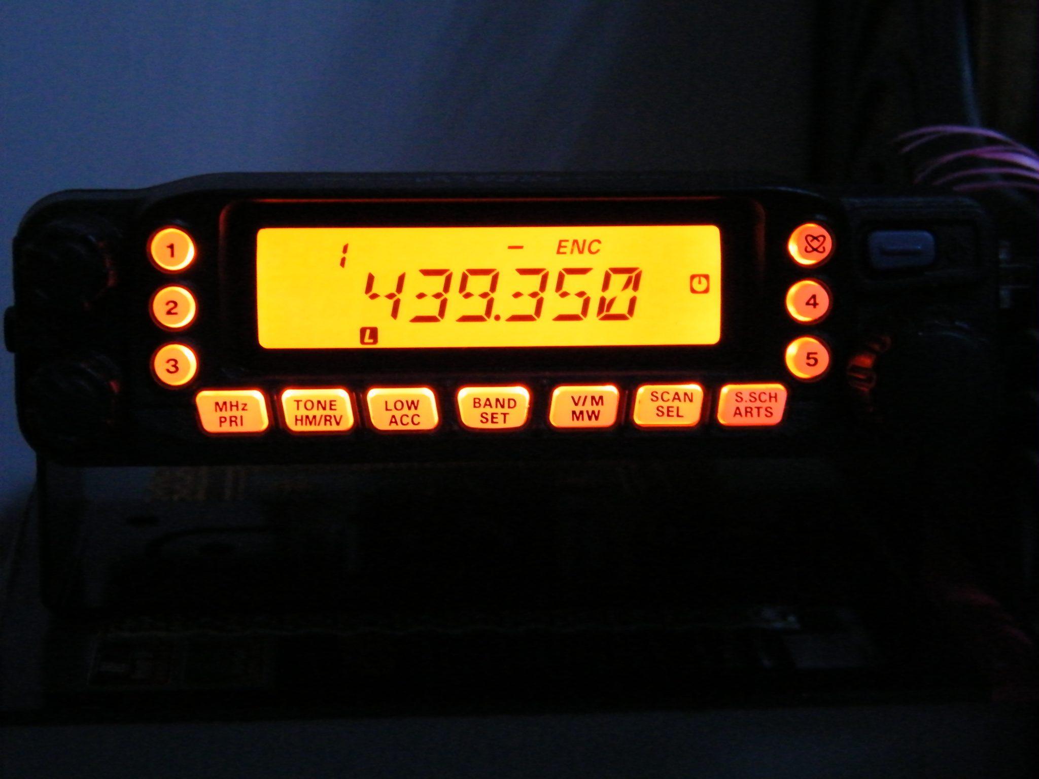 那些年玩的业余无线电台