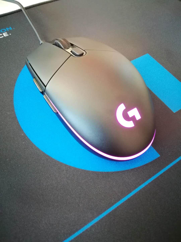 赶上618,真香!入手罗技G102游戏鼠标